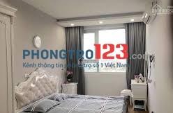 Cho thuê phòng đầy đủ nội thất, an ninh ngay cầu Kênh Tẻ, khánh hội, trung tâm Quận 4