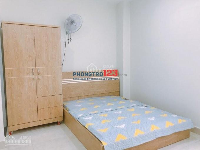 Cho thuê phòng cao cấp Đường Khánh Hội, ngay Cầu Kênh Tẻ Quận 4