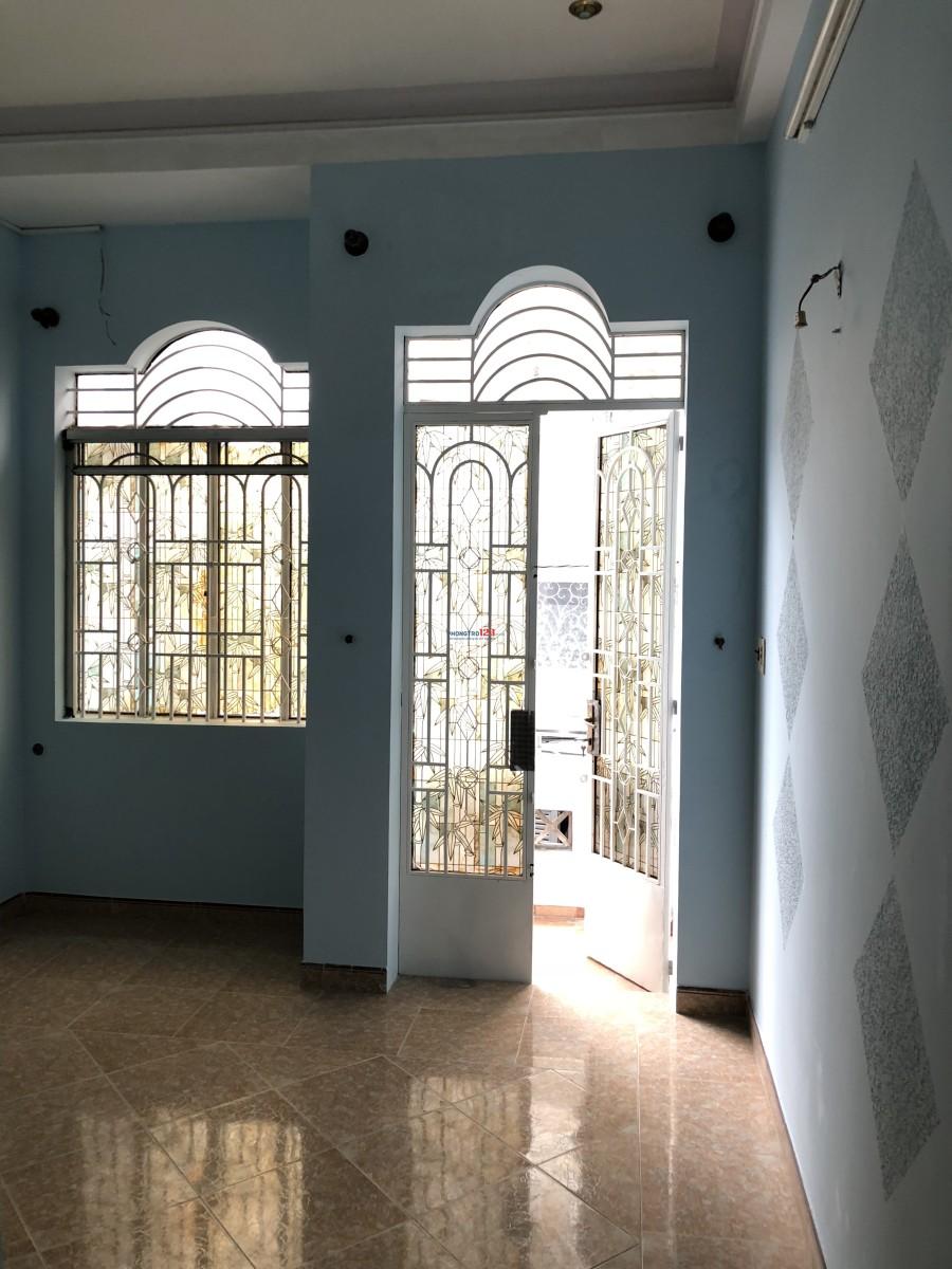 Nhà cho thuê nguyên căn 6PN, đường Lê Quang Định, F11, Bình Thạnh