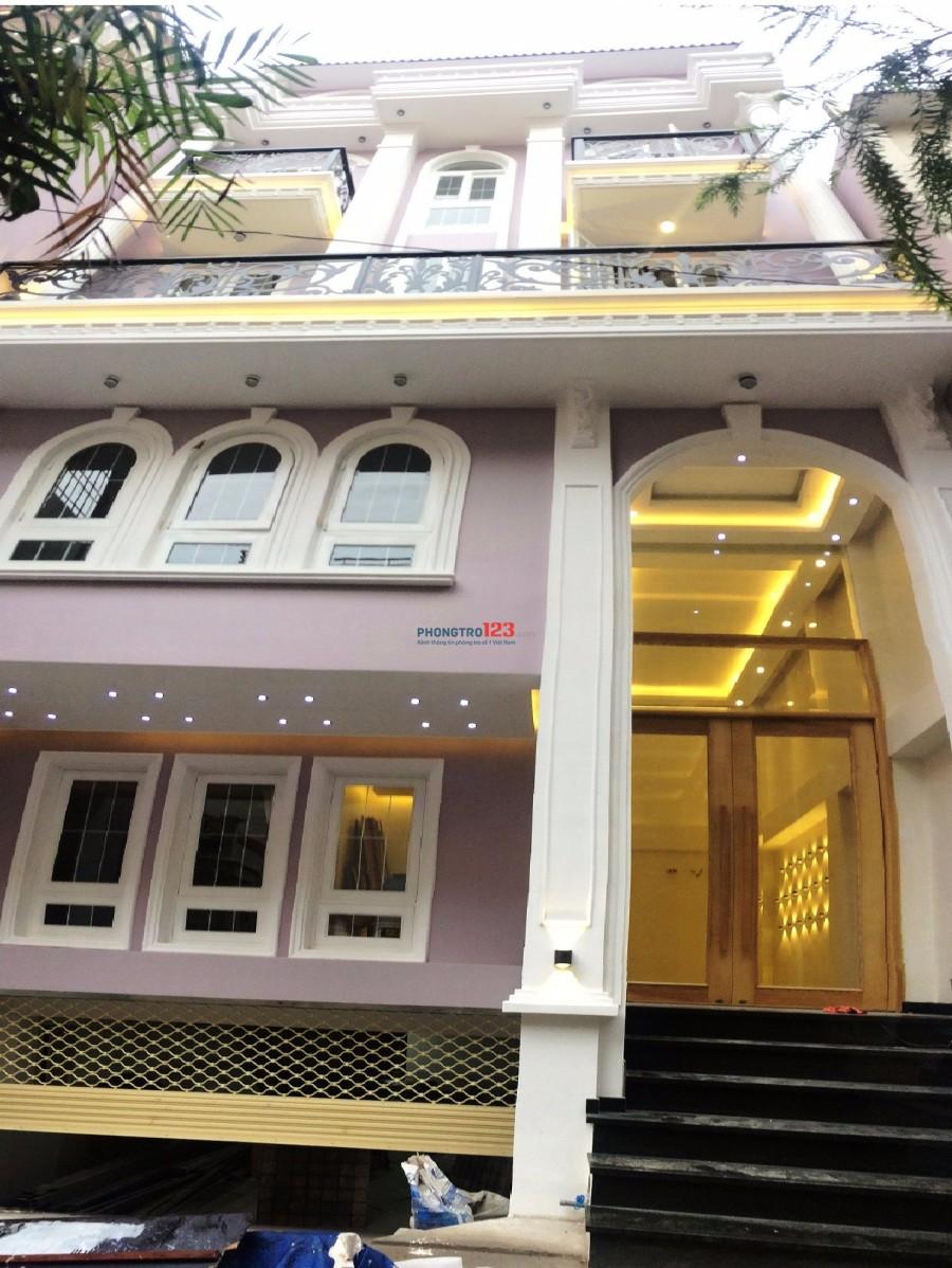 Phòng Tân Bình full nội thất 5 sao (sát sân bay Tân Sơn Nhất)