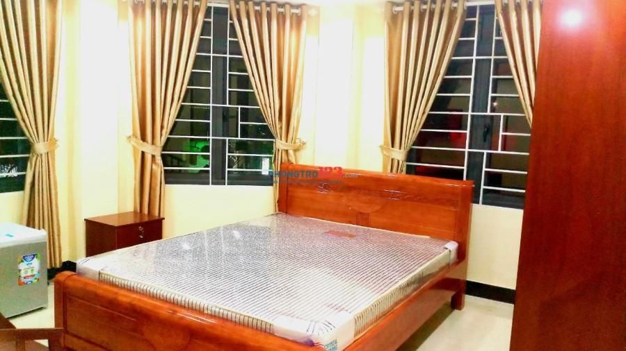Cho thuê căn hộ dịch vụ 25m2 full tiện nghi 3.5tr/tháng, 537/17 Nguyễn Oanh, Gò Vấp LH 0988007199 Ms. Hiên