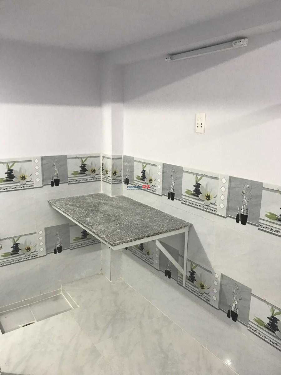 Nhà trọ 3 tầng (Quận 7) mới xây, sạch sẽ, an ninh