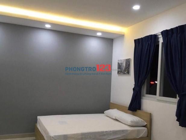 Cho thuê phòng cao cấp trung tâm quận Bình Thạnh, Đường Ung Văn Khiêm
