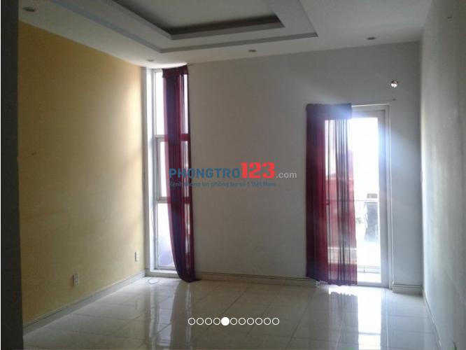 Cho thuê phòng trọ thoáng mát 35m² full nội thất Phạm Phụ Thứ, Tân Bình
