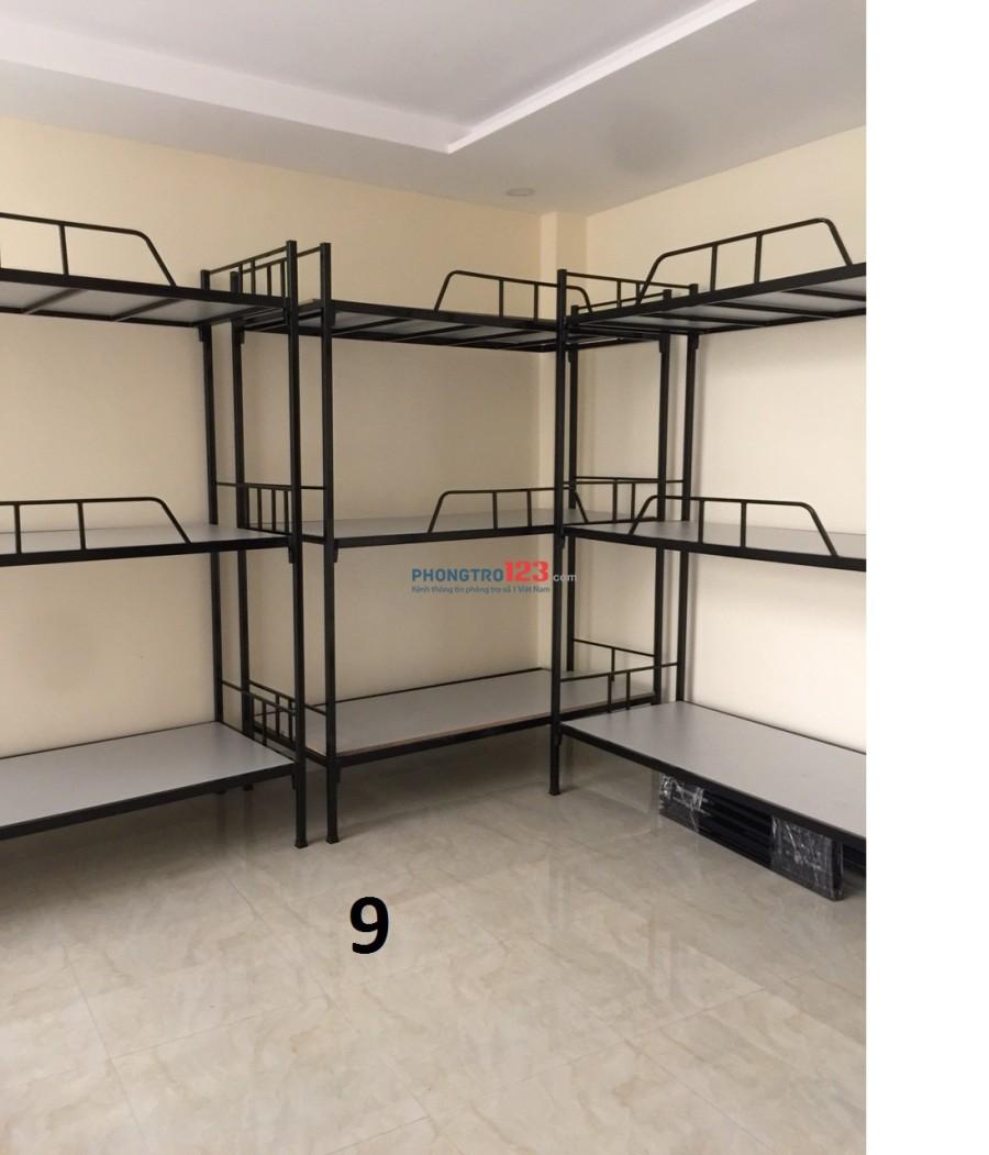 Ktx cho thuê có máy lạnh 450k/tháng Quận 10