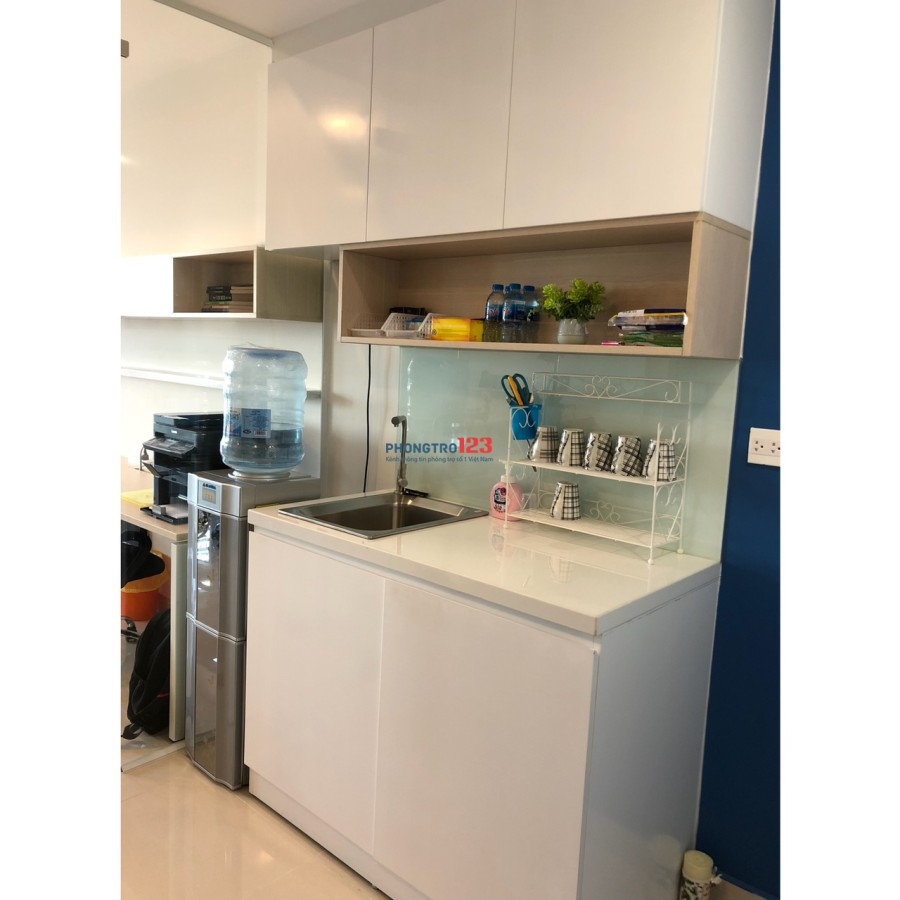 Sang HĐ căn hộ 42m2 View sông, tòa nhà Rivergate Novaland với giá 13tr cho khách sang nhanh trong tháng 10