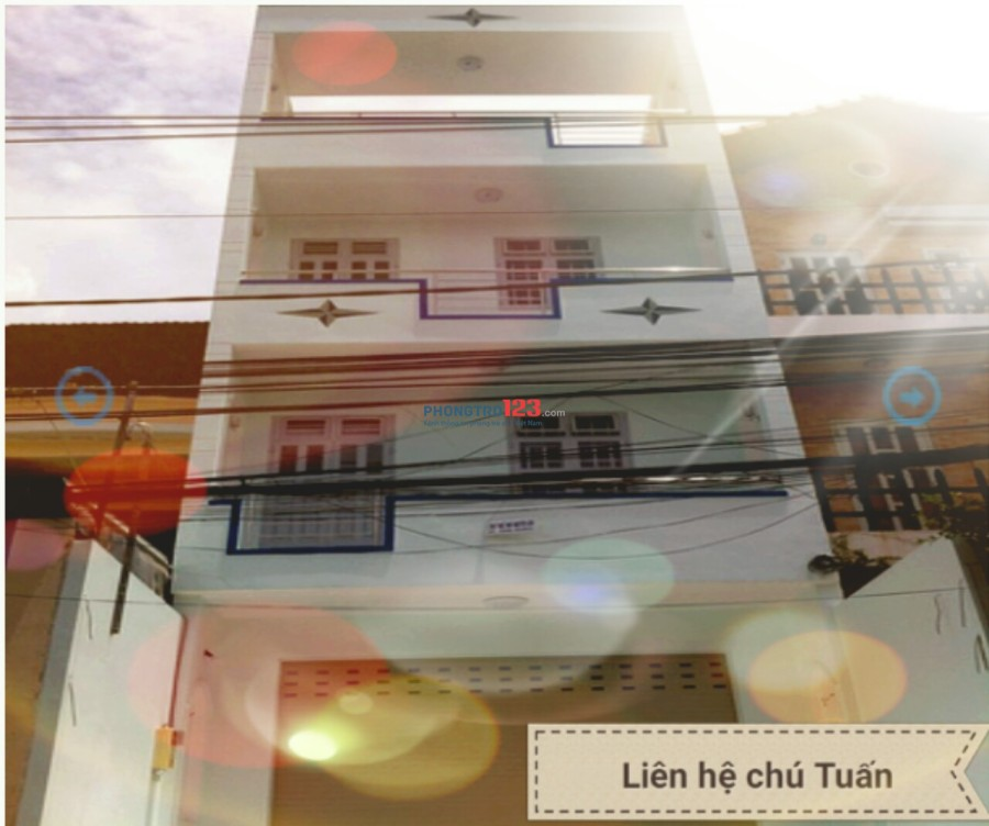 Gò Vấp, phòng như chung cư riêng biệt 3,5 triệu (đã cho thuê)