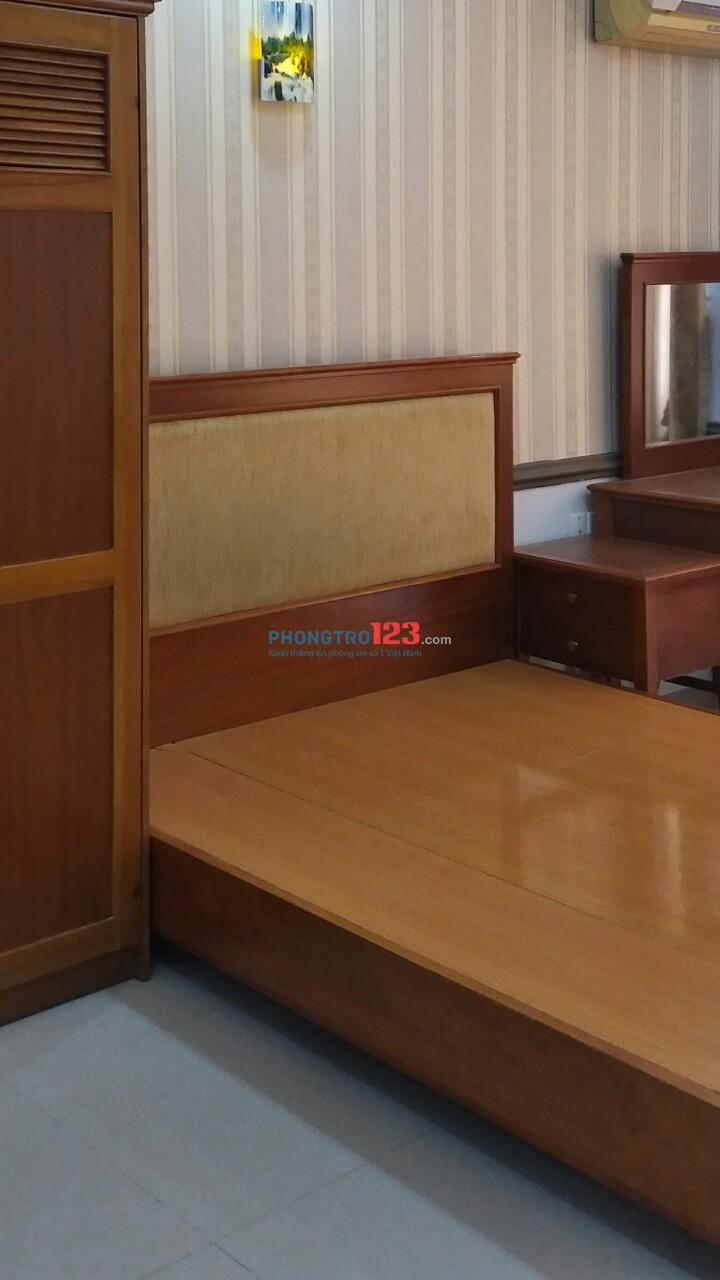 Phòng y hình (Gò Dầu-Tân Phú) 25m2 -đủ tiện nghi+ máy lạnh, nước nóng