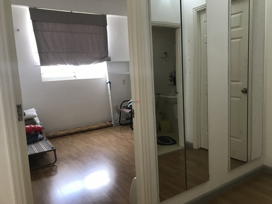 Cho thuê phòng ở chung cư Khánh Hội 3, Quận 4, ngay gần Quận 1