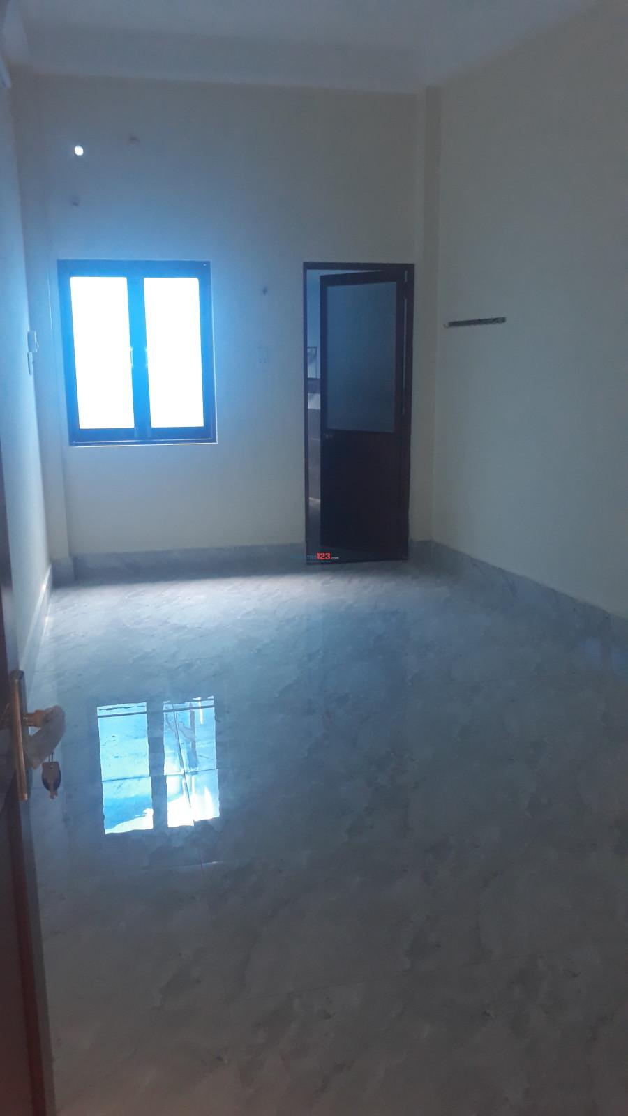 Phòng cho thuê mới xây 390/7 CMT8, P.11, Q.3
