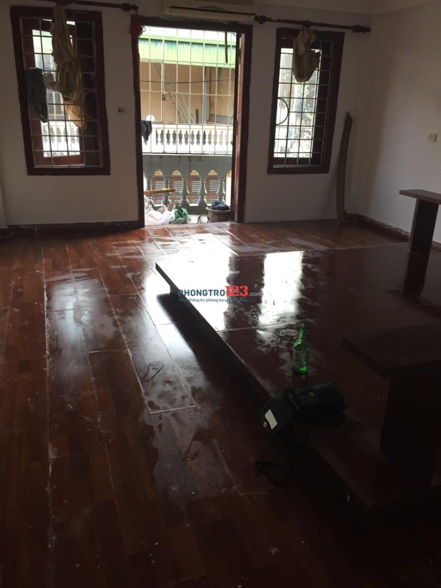 Chính chủ cho thuê phòng mini 30m2 tầng 2 khu phân lô ngõ 651 Minh Khai