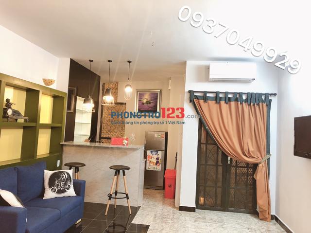 Căn hộ mini-studio Cao Cấp Ngay Đường Nguyễn Hữu Cảnh Sát TT Q1