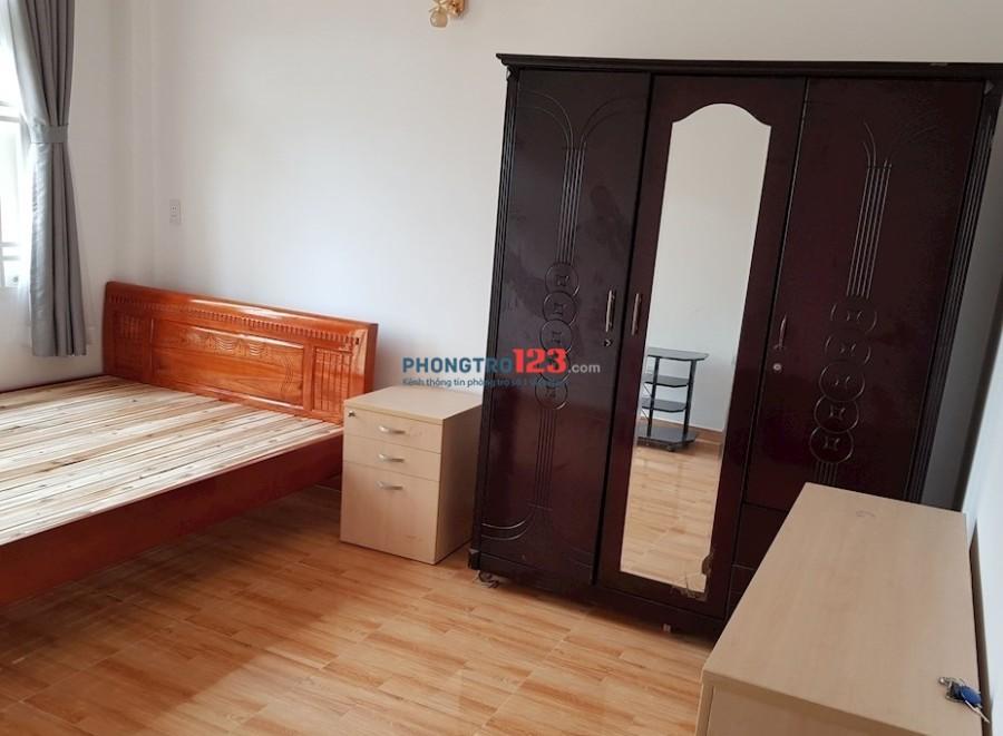 Căn hộ mini đầy đủ nội thất ngay trung tâm Quận 4