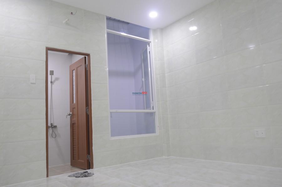 Quận Tân Bình - Phòng 21m gần công viên HVThụ, ETown, chợ, trường học, bệnh viện, sân bay