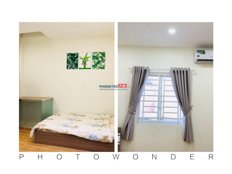 Cho thuê căn hộ mini full nội thất đường Lê Văn Huân, p13, Tân Bình với tổng diện tích 25 - 30m2 giá chỉ 5tr/tháng