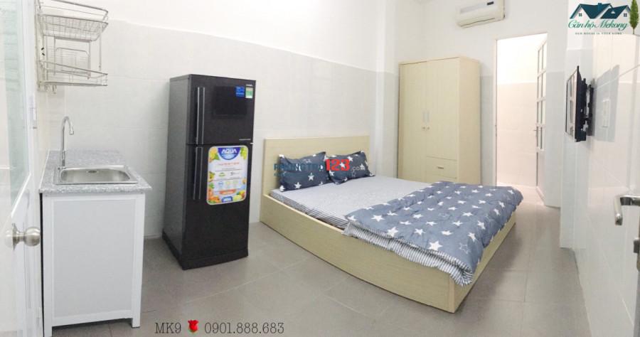 Căn phòng full nội thất - không gian xanh - an ninh