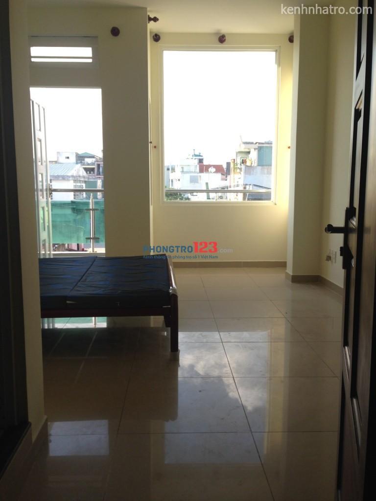 Phòng trọ cao cấp mới xây, đầy đủ nội thất, ngay cầu Kênh Tẻ, đường Khánh Hội, Quận 4