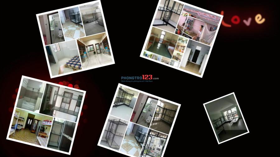 Kí túc xá 450k/th máy lạnh tại 142 Nguyễn Thi Thập, Quận 7