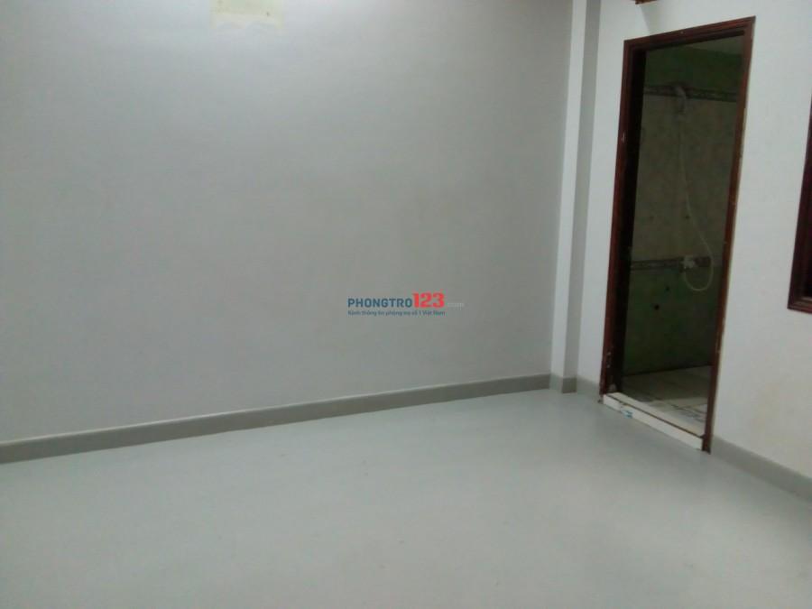 Phòng riêng cho thuê 3tr5 tháng có sẵn máy lạnh có thang máy Quận 7