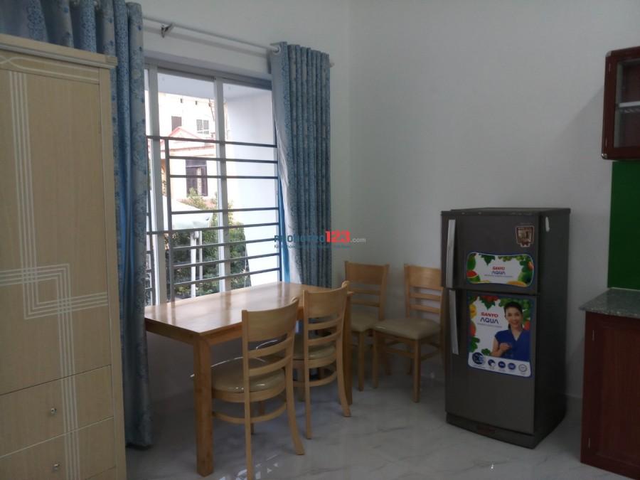 Phòng ở cao cấp cho thuê, đủ tiện nghi cao cấp, phòng và nội thất mới 100%, gần Lotte Mart Cộng Hòa, Q.Tân Bình