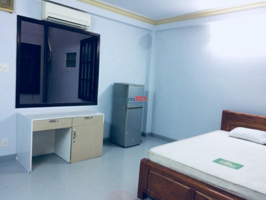 Phòng riêng có máy lạnh, thang máy Quận 7 chỉ 3tr5