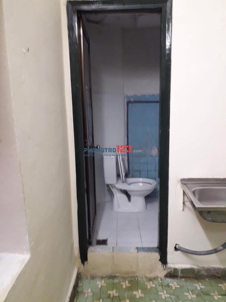 Cho thuê nhà trọ 20m2 Lê Văn Sỹ, phường 2, Tân Bình giá rẻ