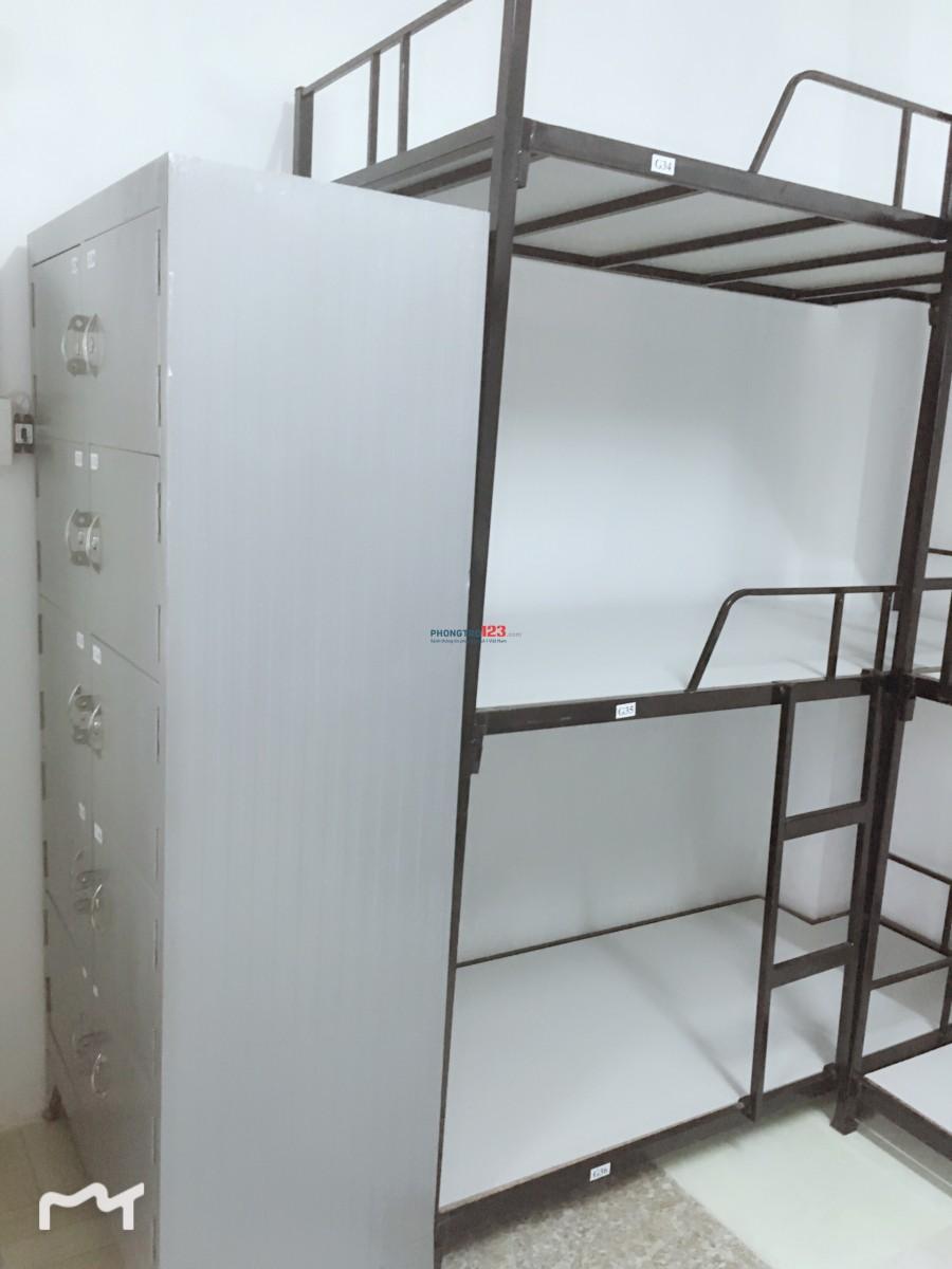 Cho thuê KTX máy lạnh 450k/1 tháng Q.Bình Thạnh