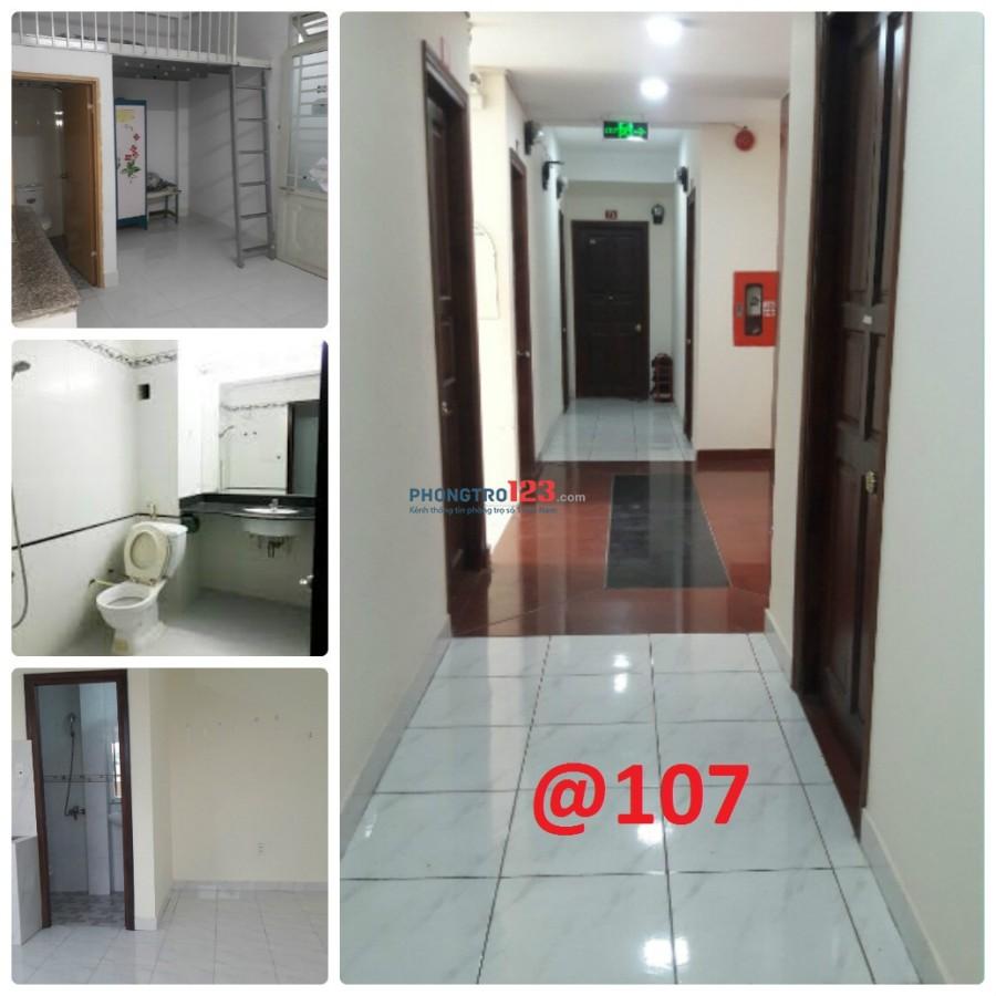 Phòng riêng 3tr5/tháng có máy lạnh đường Nguyễn Thị Thập mới xây