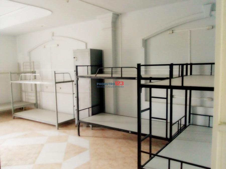 Kí túc xá có máy lạnh 450k/tháng Thành Mỹ, Tân Bình