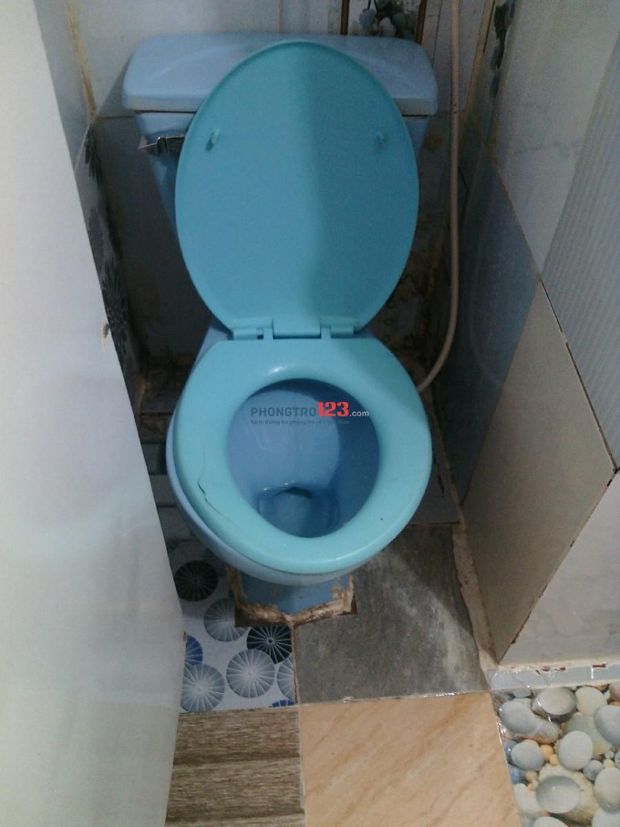 Phòng trọ cho thuê 450k/tháng có máy lạnh quận Tân Bình