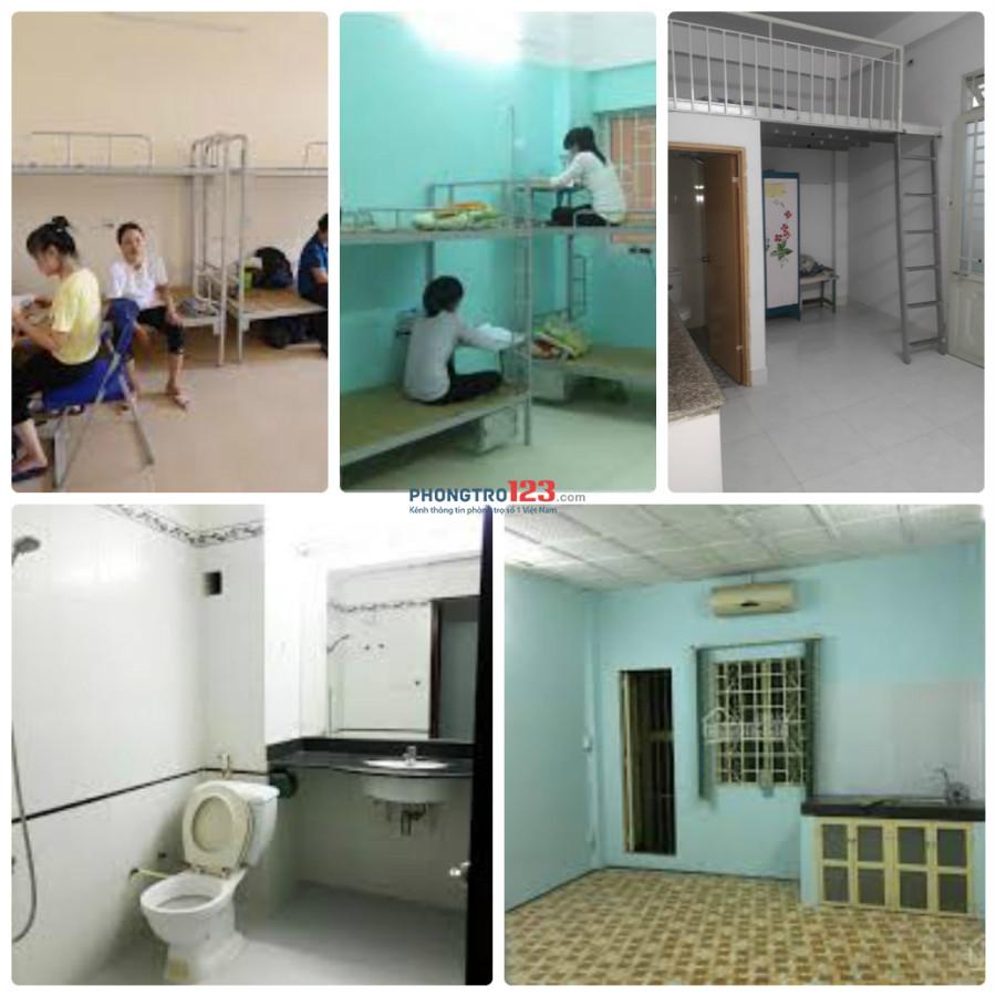 cho thuê phòng trọ kiểu kí túc xá quận Tân Bình giá 450k/tháng