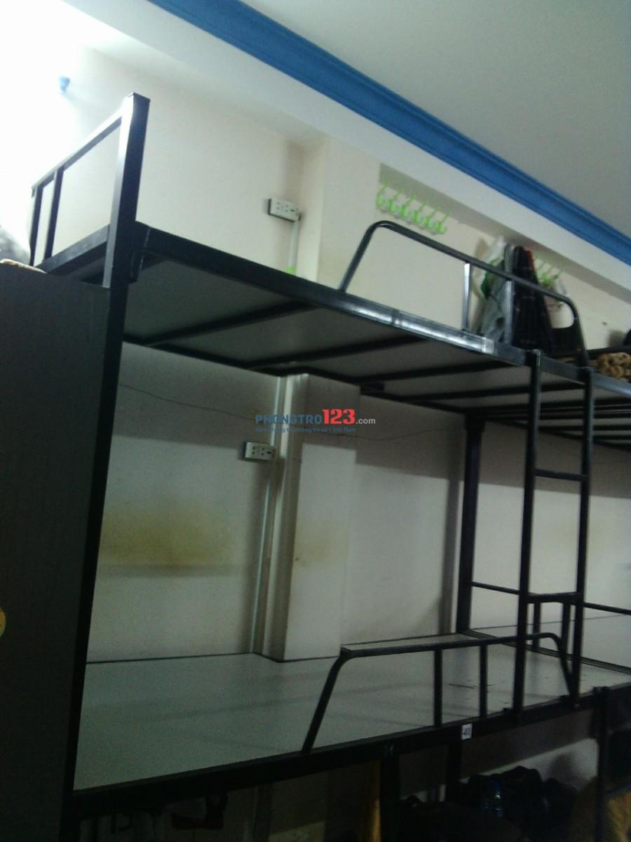 phòng riêng cho thue 3tr5 tháng có sẵn may lạnh và thang máy