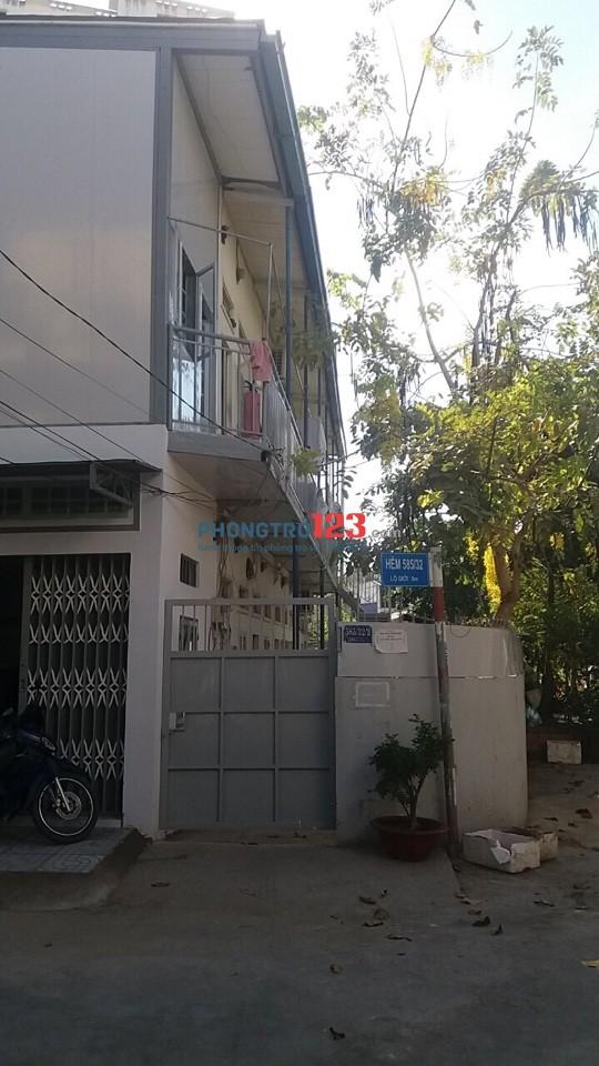 Cho thuê phòng trọ Khu Nam Long, Quận 7