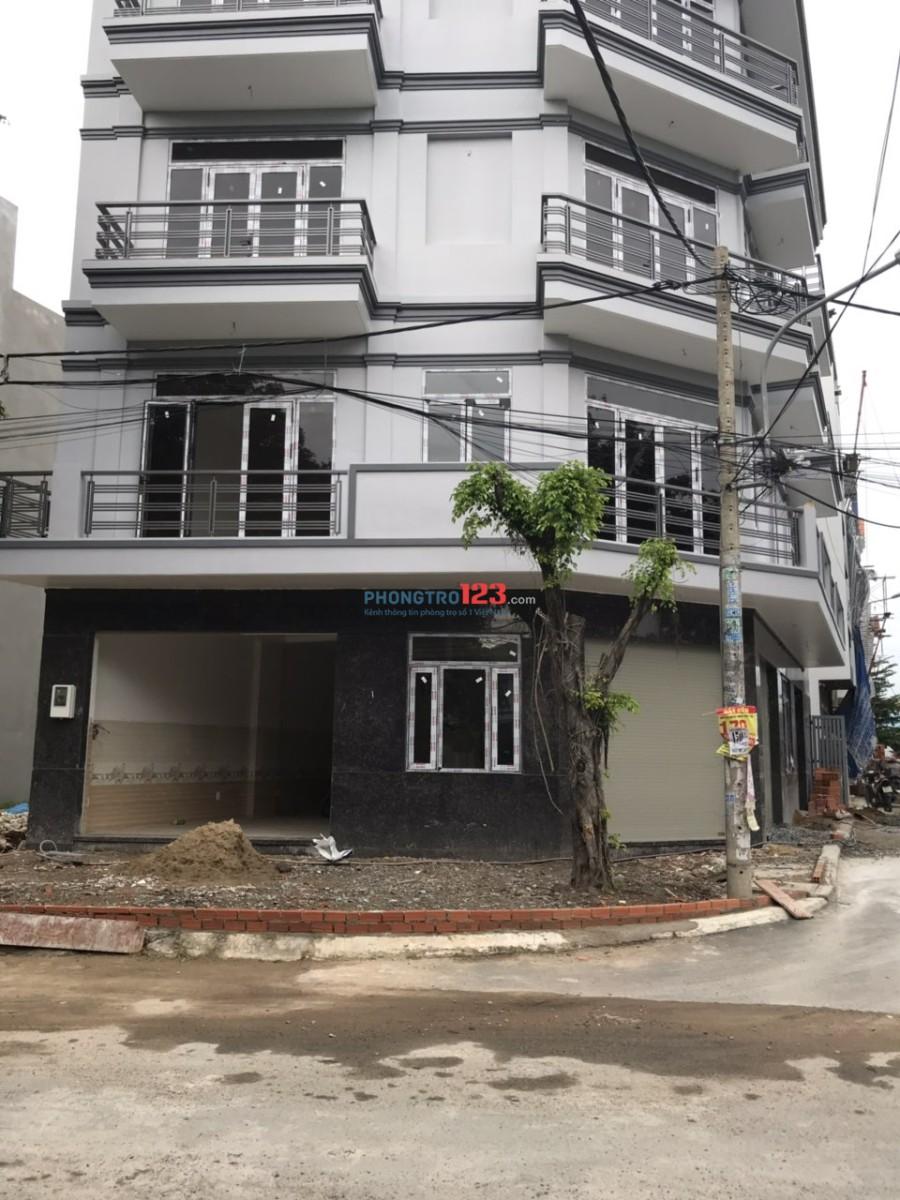 Khai trường nhà trọ mới xây gần Đại Học Công Nghiệp Thực Phẩm quận Tân Phú, HCM