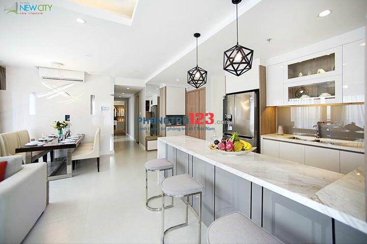Căn hộ chung cư tại New City Thủ Thiêm -Q.2-75.2m2