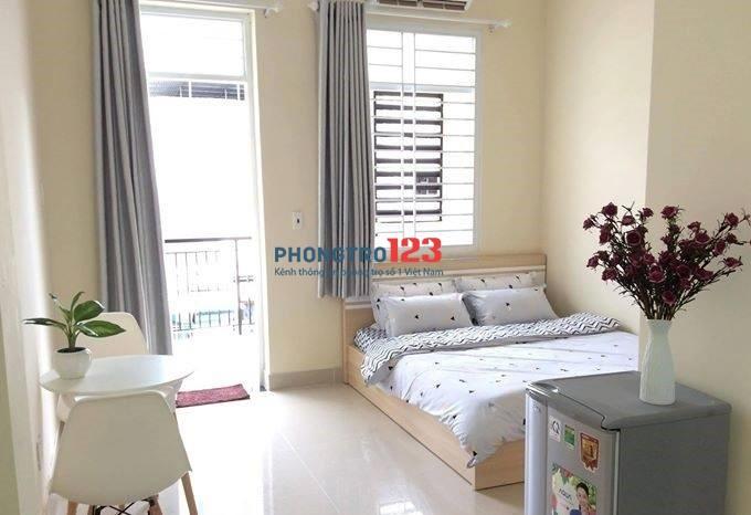 Cho thuê phòng đầy đủ nội thất, an ninh ngay nguyễn Văn Thủ, Phường Đa Kao, Q.1