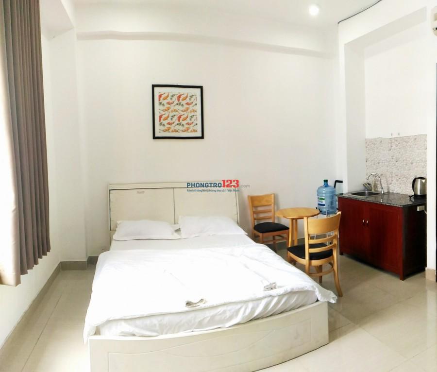 Phòng 25M2 - 4 triệu/tháng Lâm Văn Bền, Quận 7