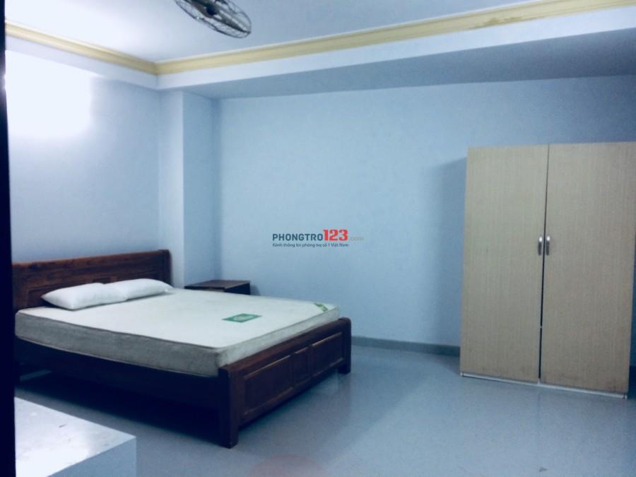 cho thuê phòng trọ 3tr8 tháng đầy đủ nội thất quận Tân Bình