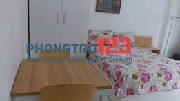 Căn hộ 1 phòng ngủ cao cấp giá rẻ Quận 1 40m2, Nguyễn Trãi