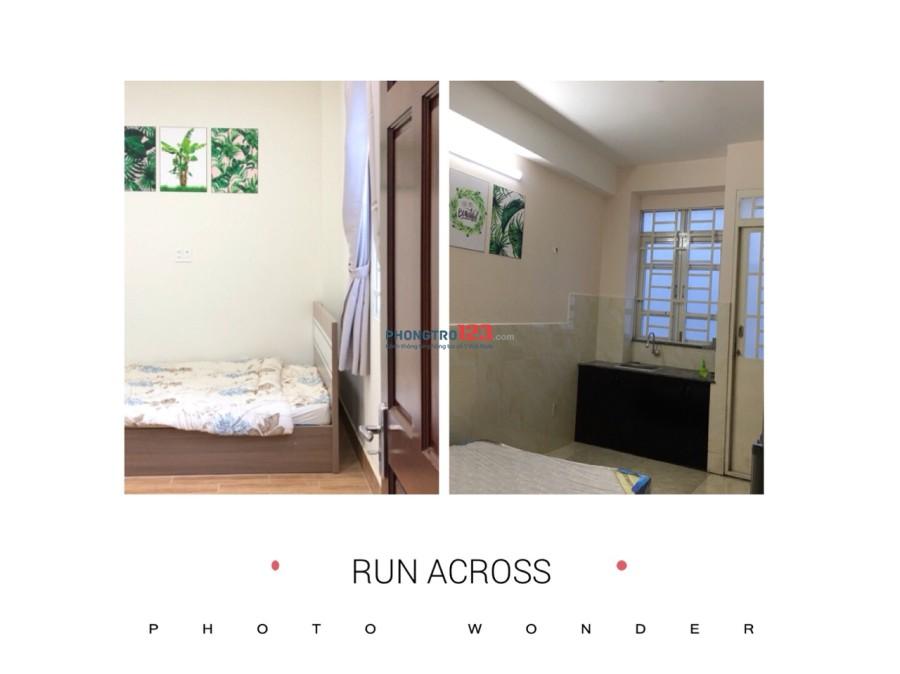 Cho thuê căn hộ mini đầy đủ nội thất đường Nguyễn Trọng Tuyển với tổng diện tích 30m2, giá chỉ 6.8tr/tháng