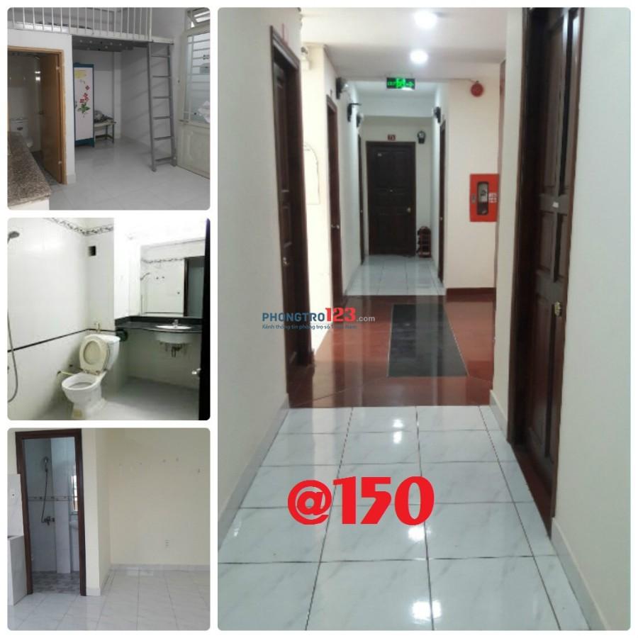Phòng riêng cho thuê 3tr3/tháng máy lạnh đường Nguyễn Thị Thập, Quận 7