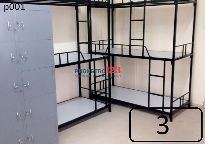 Phòng ktx nam nữ giá rẻ khu Tân Bình, gần sân bay