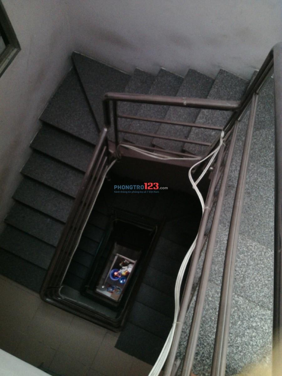 Cho thuê phòng trọ 3tr3/tháng tại Quận 7 có thang máy