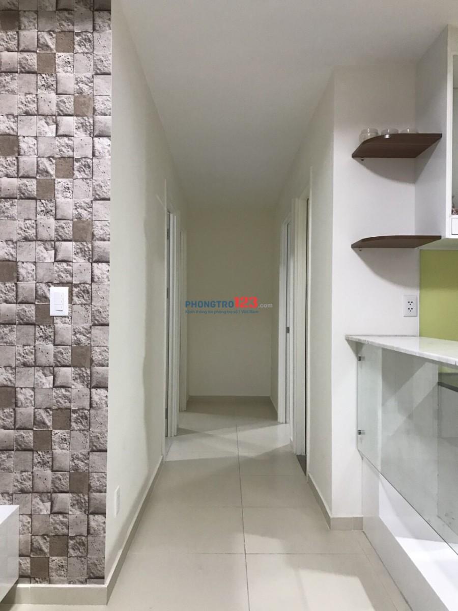 3 phòng ngủ, có ban công nhìn ra sông, full nội thất tại M-One, quận 7, giá 16 triệu/th. LH: 0773901588