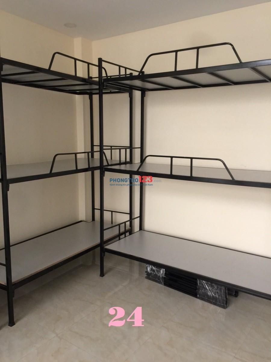 Kí túc xá máy lạnh tiện nghi đầy đủ 450.000/tháng tại Tân Bình
