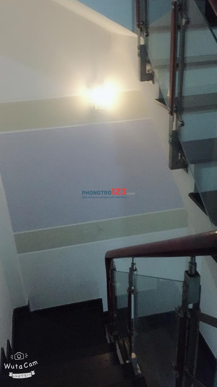 Phòng trọ ký túc xá Phú Nhuận
