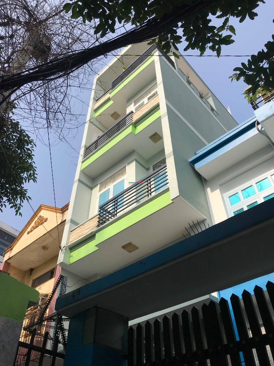 Cho thuê nhà nguyên căn mặt tiền đường thích hợp mở văn phòng công ty