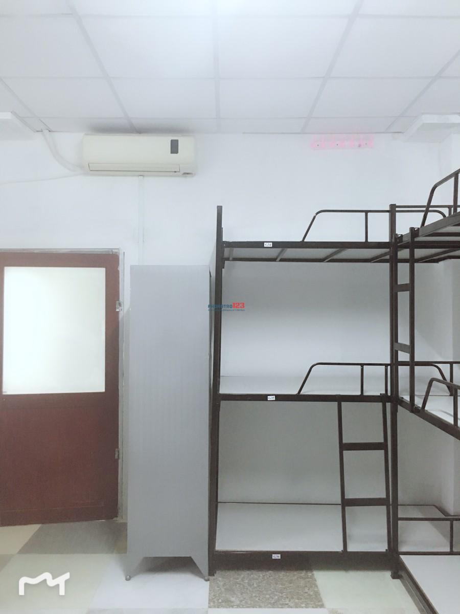 Cho thuê KTX máy lạnh chỉ 700k/người/1tháng Bình Thạnh
