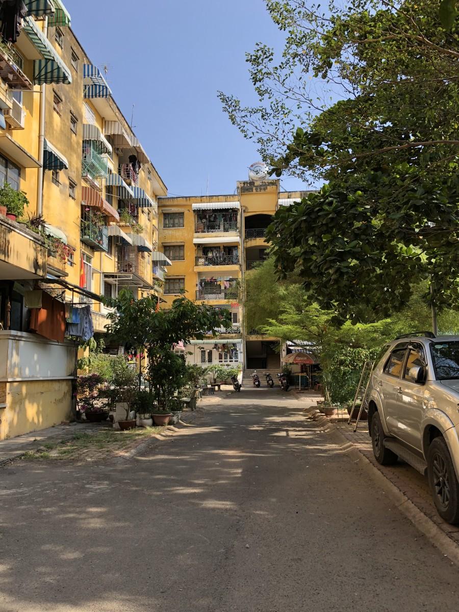 Cần nữ ở ghép chung cư K300 sau Lotte Mart Cộng Hoà, Tân Bình