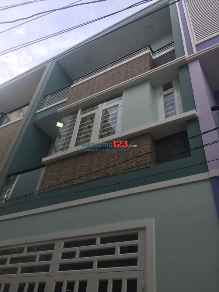 Cho thuê nhà nguyên căn hẻm đường số 19, kp4, P Hiệp Bình Chánh, Q Thủ Đức